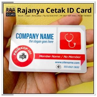 cetak kartu RFID / MIFARE smart card