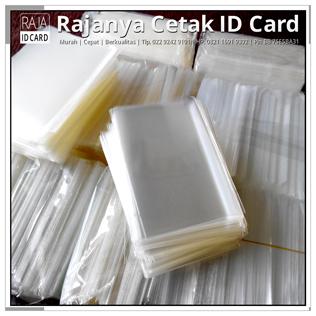 jual plastik id card