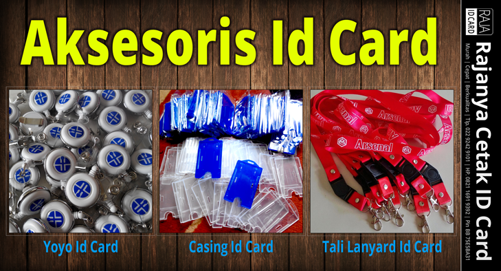 aksesoris id card