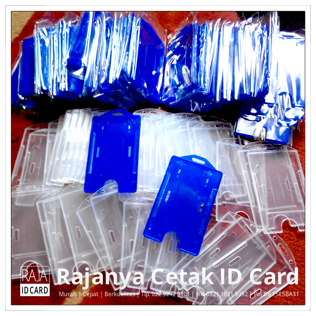 casing id card / frame / holder