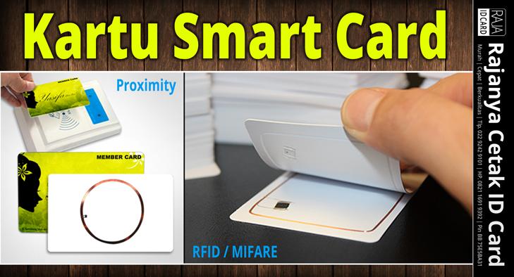 cetak kartu proximity / RFID / MIFARE